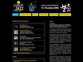 Forum jazz en Rh�ne-alpes